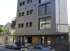 Hotel Prado Viejo, hotel cerca de Playa de Areas, Moaña