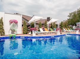 Hotel Complex Dacha, hôtel à Vinnytsia