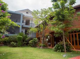 Sukhothai Garden, hotel in Sukhothai