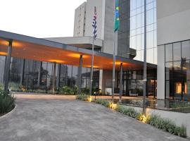 Wyndham Garden Ribeirão Preto Convention, luxury hotel in Ribeirão Preto