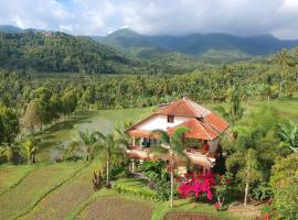 Lesong Hotel and Restaurant, hotel in Munduk