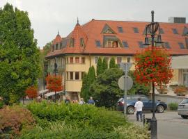 Hotel Kalma superior, hotel poblíž významného místa Budhistická stúpa, Hévíz