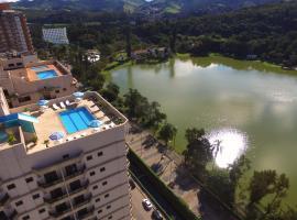 Hotel Central Parque, hotel in São Lourenço