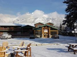 Rundle Mountain Lodge, motel à Canmore