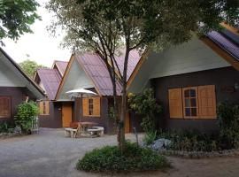 Bansuan Inthanon resort -Classic House, hotel in Chom Thong