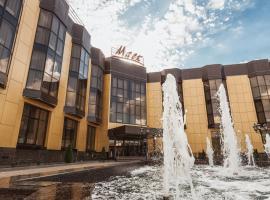 Маск Пятигорск, отель в Пятигорске