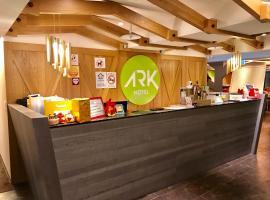 Ark Hotel - Changan Fuxing, gistiheimili í Taipei