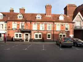 Original White Hart, Ringwood by Marston's Inns, hotel in Ringwood