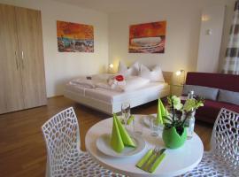 AMENITY-Garden-Apartments, apartment in Munich