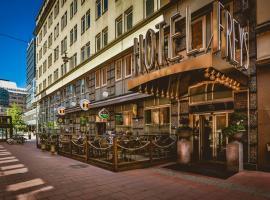 Freys Hotel, hotell i Stockholm