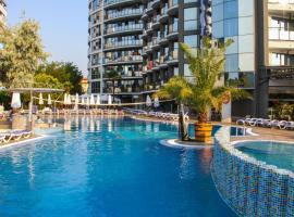 Смартлайн Меридиан Хотел - All Inclusive, хотел в Слънчев бряг