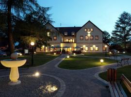Hotel Modrzewiowy Dwór, hotel in Gliwice