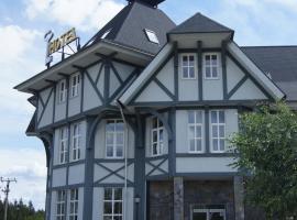 Отель Ключ, отель в Нижнем Новгороде
