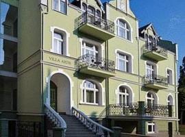 Apartamenty Villa Artis, hotel near Promenade, Świnoujście