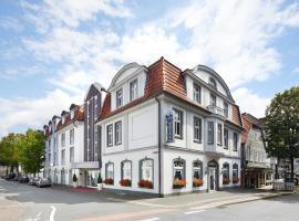 Best Western Hotel Lippstadt, hotel in Lippstadt