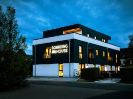Boardinghouse Morbach, Ferienwohnung mit Hotelservice in Morbach