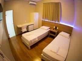 Hotel Esplanada, hotel in Campinas