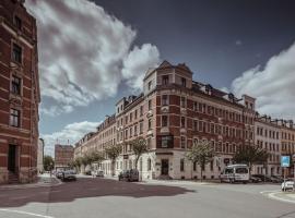 alexxanders Hotel & Boardinghouse, Restaurant, ξενοδοχείο στο Κέμνιτς