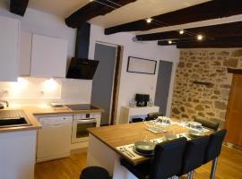 le zola, apartment in Figeac