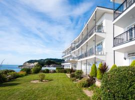 Ocean View, hotel in Shanklin