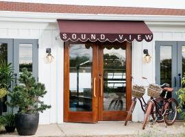 Sound View Greenport – hotel w mieście Greenport