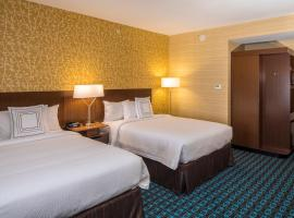 Fairfield Inn & Suites by Marriott Pittsburgh North/McCandless Crossing, hotel in McCandless Township