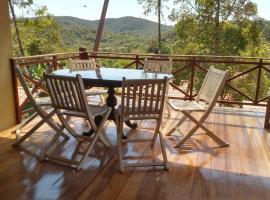 Guaramiranga Monte Verde, pet-friendly hotel in Guaramiranga