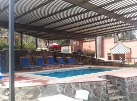 Hotel Casa Valle, hotel en Valle de Bravo