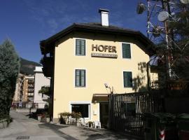 Albergo Hofer, Hotel in Bozen