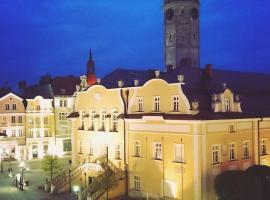 Apartament w Rynku, family hotel in Bolesławiec