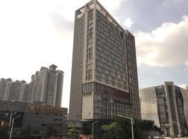 Checkinn International Apartment Guangzhou Xi Wan Road Branch, apartment in Guangzhou