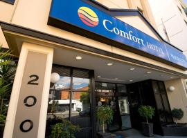 Comfort Hotel Perth City, hotel near St Mary's Cathedral, Perth