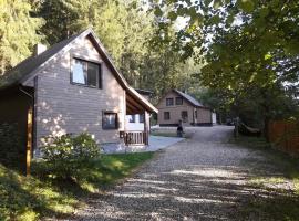 Mill Hause Apart 1, nakvynės su pusryčiais namai mieste Druskininkai