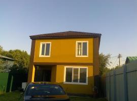 House on Parusnaya, hotel in Mytishchi