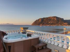 Villa Valleria, beach hotel in Kefalos