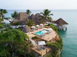 Chuini Zanzibar Beach Lodge, отель в Занзибаре