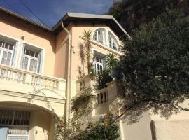Les Citronniers, apartment in Villefranche-sur-Mer