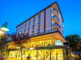 Hotel Venezia Cattolica, hotell i Cattolica