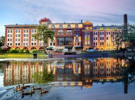 Hotel Słoneczny Młyn – hotel w pobliżu miejsca PKP Bydgoszcz Główna w Bydgoszczy