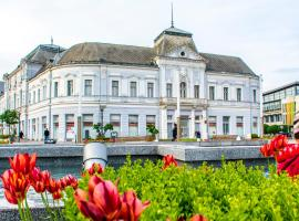 Korona Hotel, hotel Nyíregyházán
