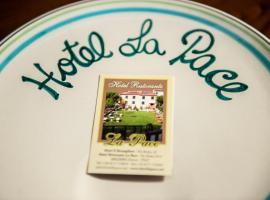 Hotel La Pace, hotel in Asciano