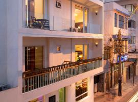 Hotel Casa Beltran, hotel en Arica
