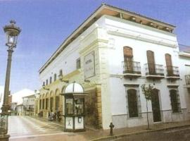Plaza Chica, hotel en Cartaya
