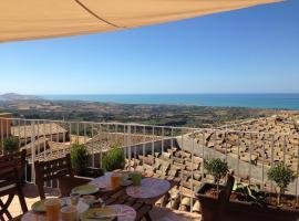 Le Terrazze di Pirandello, budget hotel in Agrigento