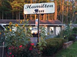 Hamilton Inn Sturbridge, hotel in Sturbridge
