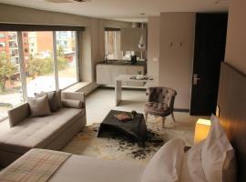 Hotel CityFlats, hotel in Bogotá