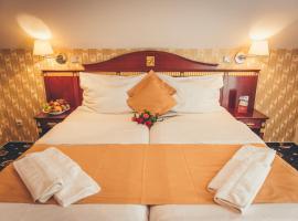 Hotel Tommy Congress & Relax center – hotel w mieście Náchod