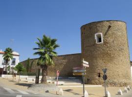 Hotel La Muralla, hotel en Zafra