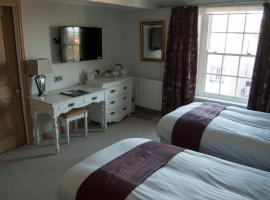 Castle View Guesthouse, hotel near University Hospital of North Durham, Durham