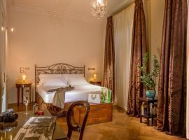 Hotel Locarno, hotel near Piazza del Popolo, Rome